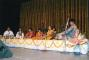 photo of Indian classical music event